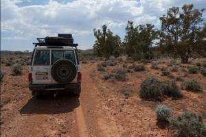 Article Tip 2 4WD Spare Tyre